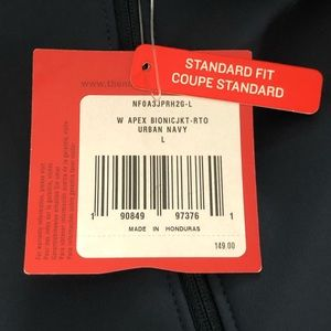 The North Face Jackets & Coats - NWT The North Face W Apex Bionic Jacket RTO - L